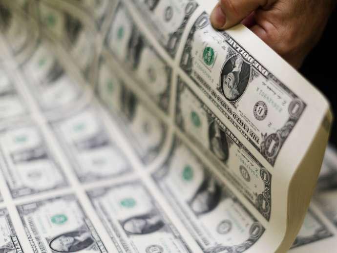 Após abrir em queda, dólar volta a subir e atinge R$ 4,08 nesta manhã