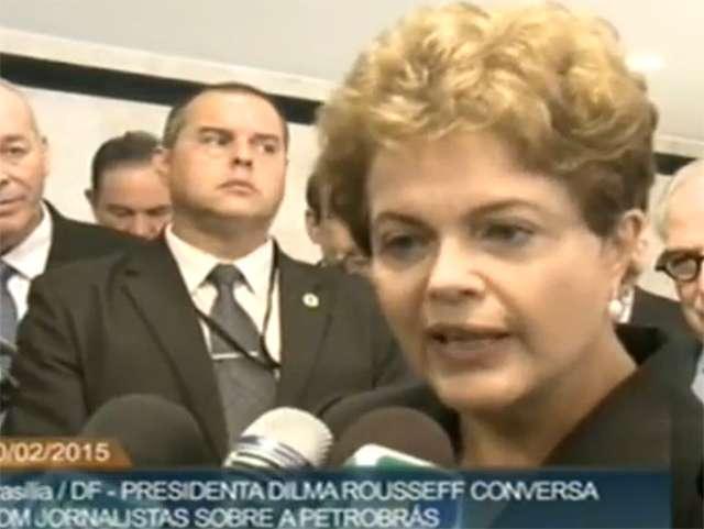 Corrupção na Petrobras deveria ter sido investigada nos anos 90, diz Dilma