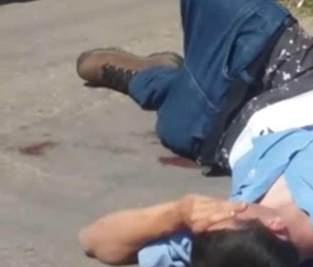 Após ser roubado, policial civil persegue bandidos e deixa um baleado