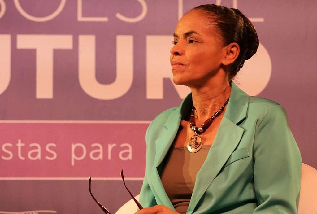 Marina: Eu e a sociedade brasileira estamos no 2º turno