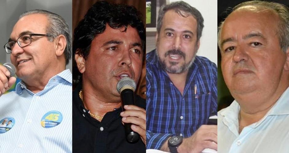 Quatro candidatos disputam a Prefeitura de Trindade