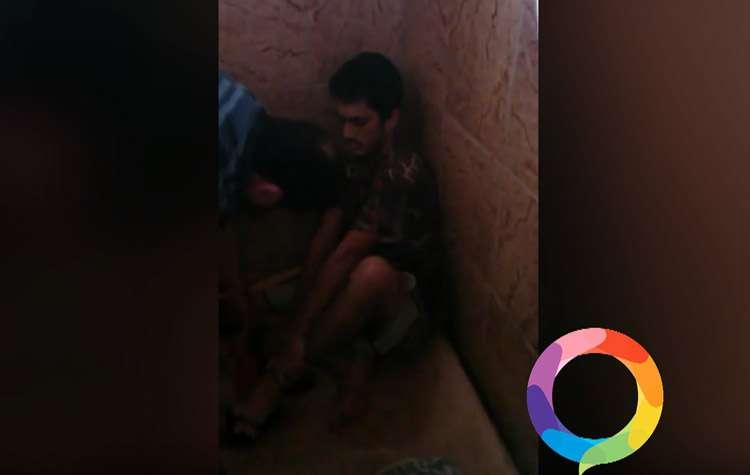 Vídeo mostra filho de fazendeiro sendo resgatado de cativeiro