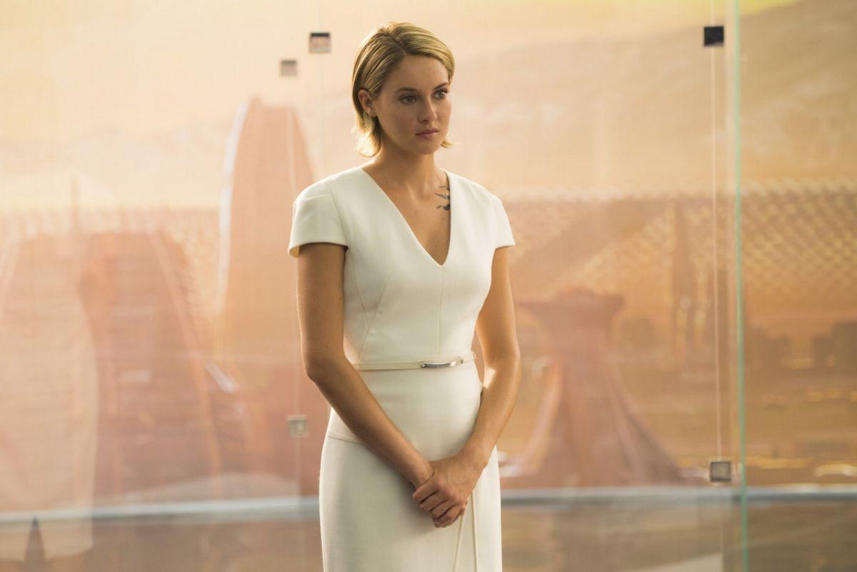 Shailene Woodley não quer fazer Divergente na TV