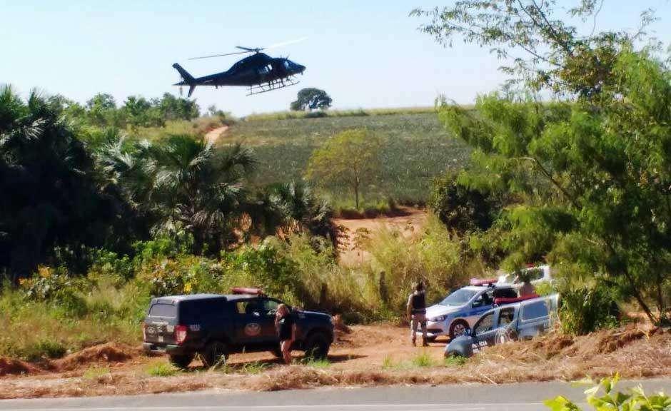 Ações do novo cangaço desafiam órgãos de  segurança pública em Goiás