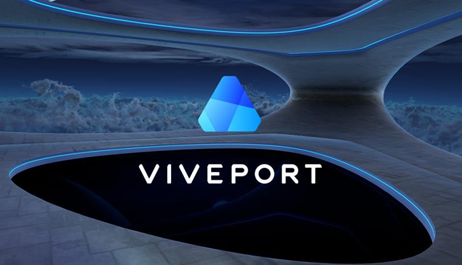 Vive lança loja virtual para aplicativos em VR