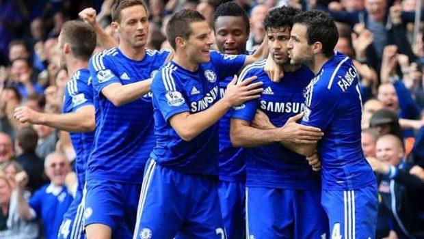Com gol de Diego Costa, Chelsea bate Arsenal em casa