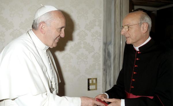 Papa Francisco nomeia monsenhor Fernando Ocáriz prelado da Opus Dei