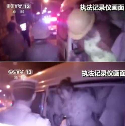 Na China, polícia faz blitz e encontra 50 pessoas em van
