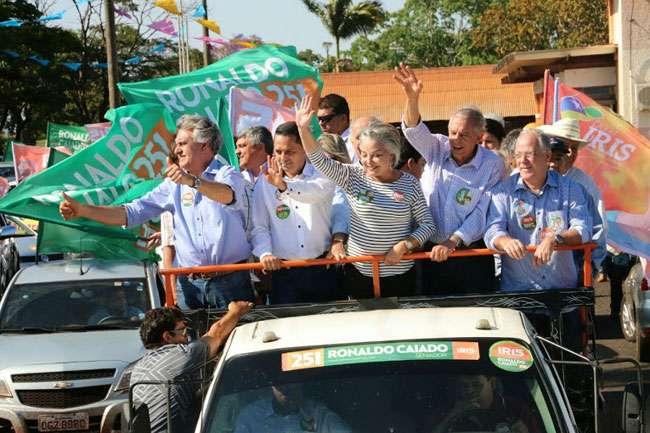 Iris: Itumbiara retomará posição de liderança