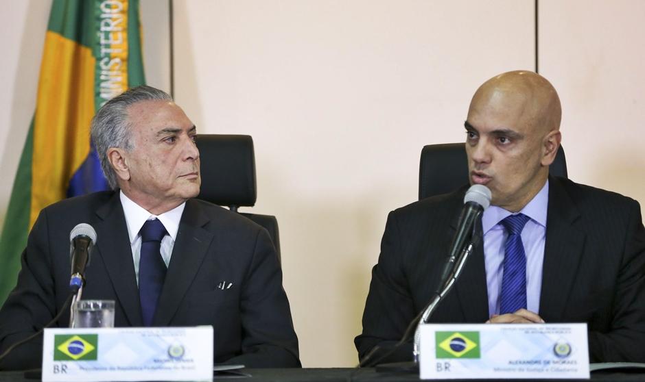 Temer manda ministro da Justiça prestar auxílio a Rio Grande do Norte