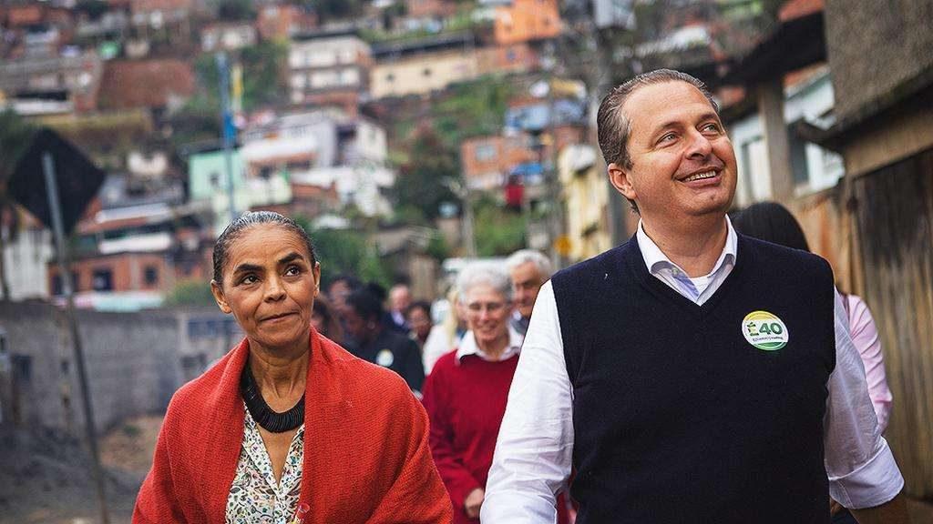 PSB e Rede chegam a acordo para lançar Marina à Presidência