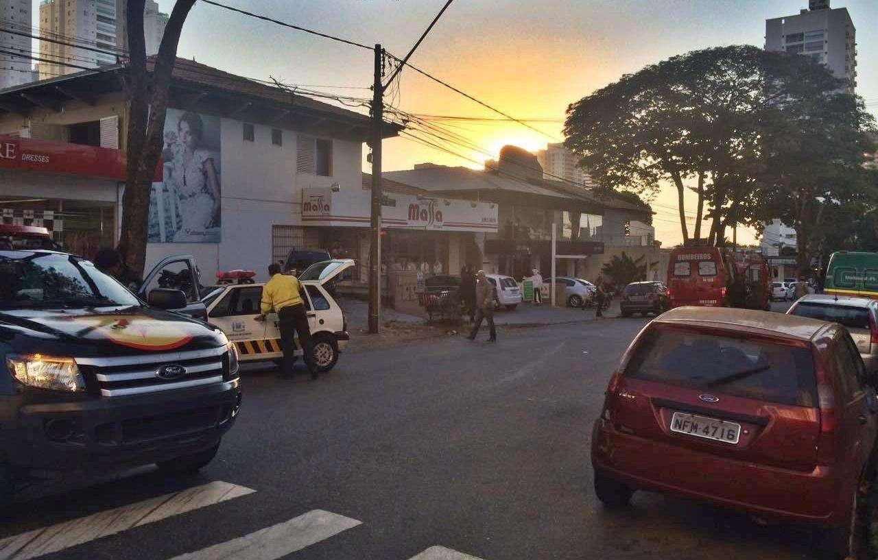 Bomba é detonada em escritório de advocacia no Setor Marista, em Goiânia