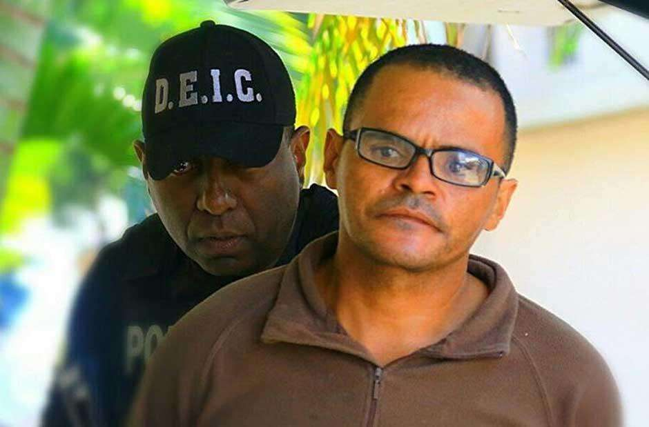 Polícia apresenta suspeito de matar a corretora e empresária Núbia Francisca