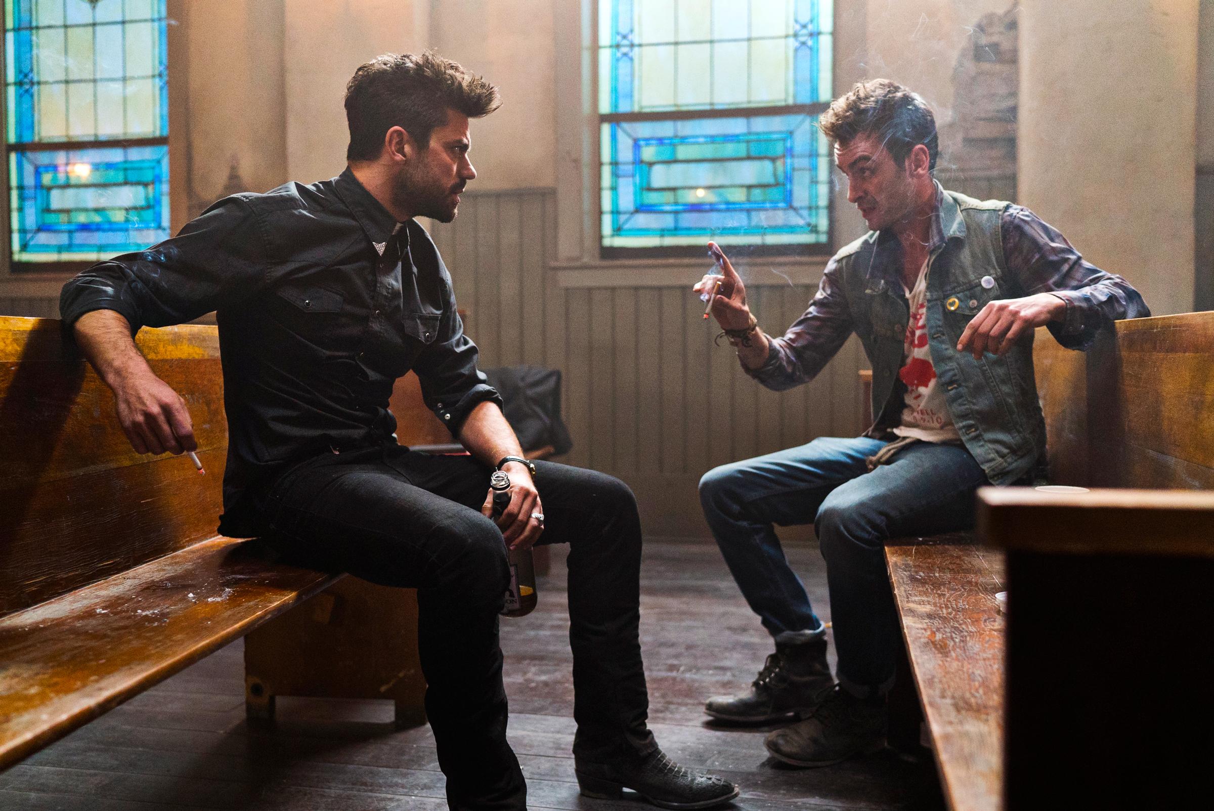 Terceira temporada de Preacher ganha data de estreia