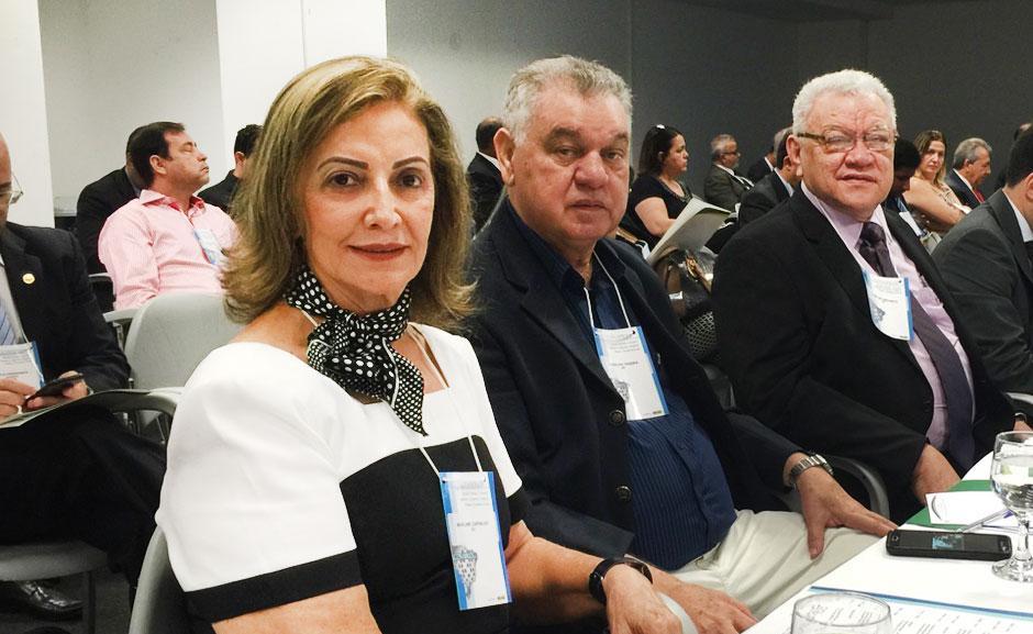 """""""Vamos manter a estabilidade da Saneago, pois a empresa não pode parar"""", afirma nova presidente"""