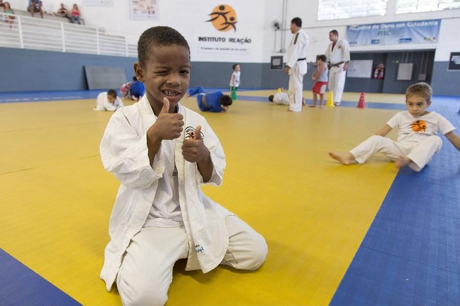 Multa paga por atleta dos EUA beneficiará instituto de formação de judocas