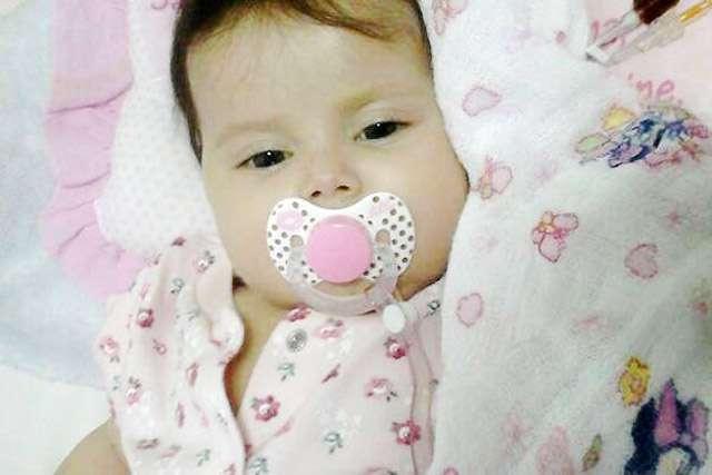 Menina Sofia morre na UTI de hospital nos Estados Unidos