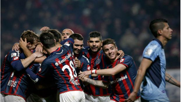 San Lorenzo perde, mas decide Libertadores contra Nacional-PAR