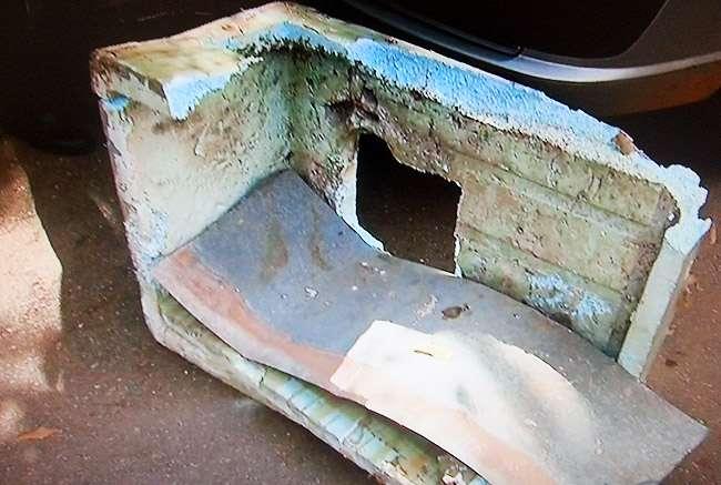 Após ser morto, jovem tem corpo colocado em caixa de isopor e jogado em córrego