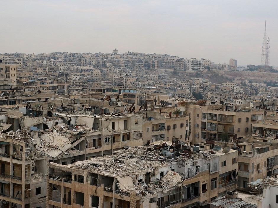 Evacuação de Aleppo é adiada após incidente grave