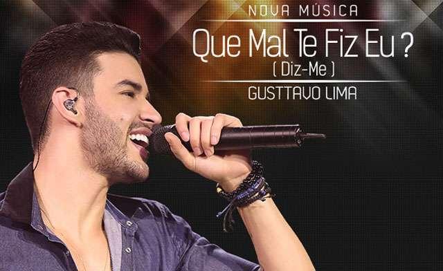 Gusttavo Lima lança nova música de trabalho