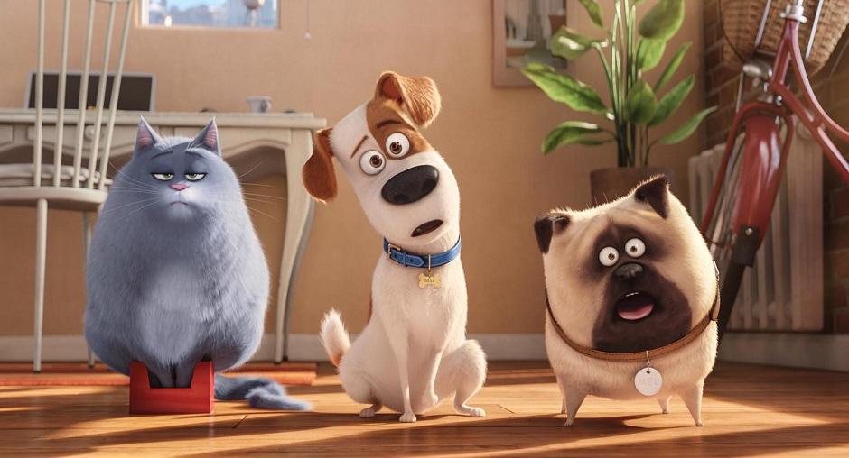 Pets – A Vida Secreta dos Bichos estreia nos cinemas