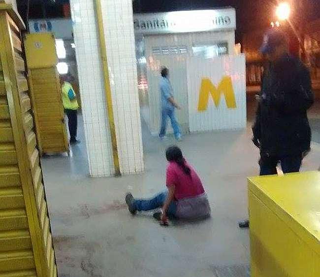 Mulher é baleada dentro do terminal do Dergo, em Goiânia
