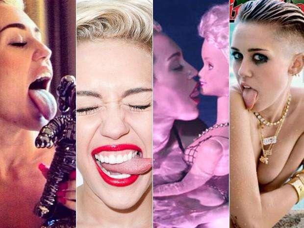Miley Cyrus cancela show em Brasília