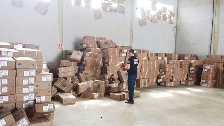 Polícia recupera carga de carne roubada avaliada em R$ 500 mil