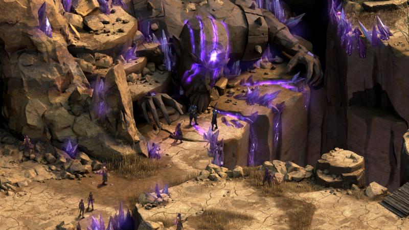 Criadores de Pillars of Eternity vão lançar novo RPG