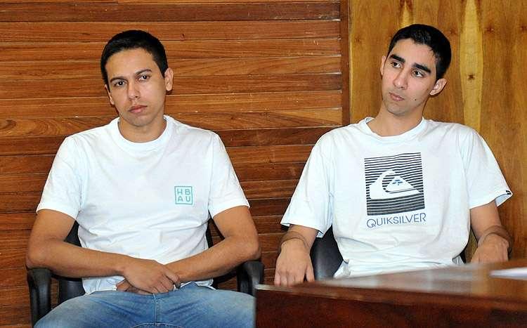 Jovens são condenados  a mais de 70 anos de prisão por mortes dentro de boate em Goiânia
