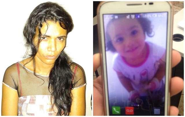 Mãe mata a própria filha na cidade de Anápolis