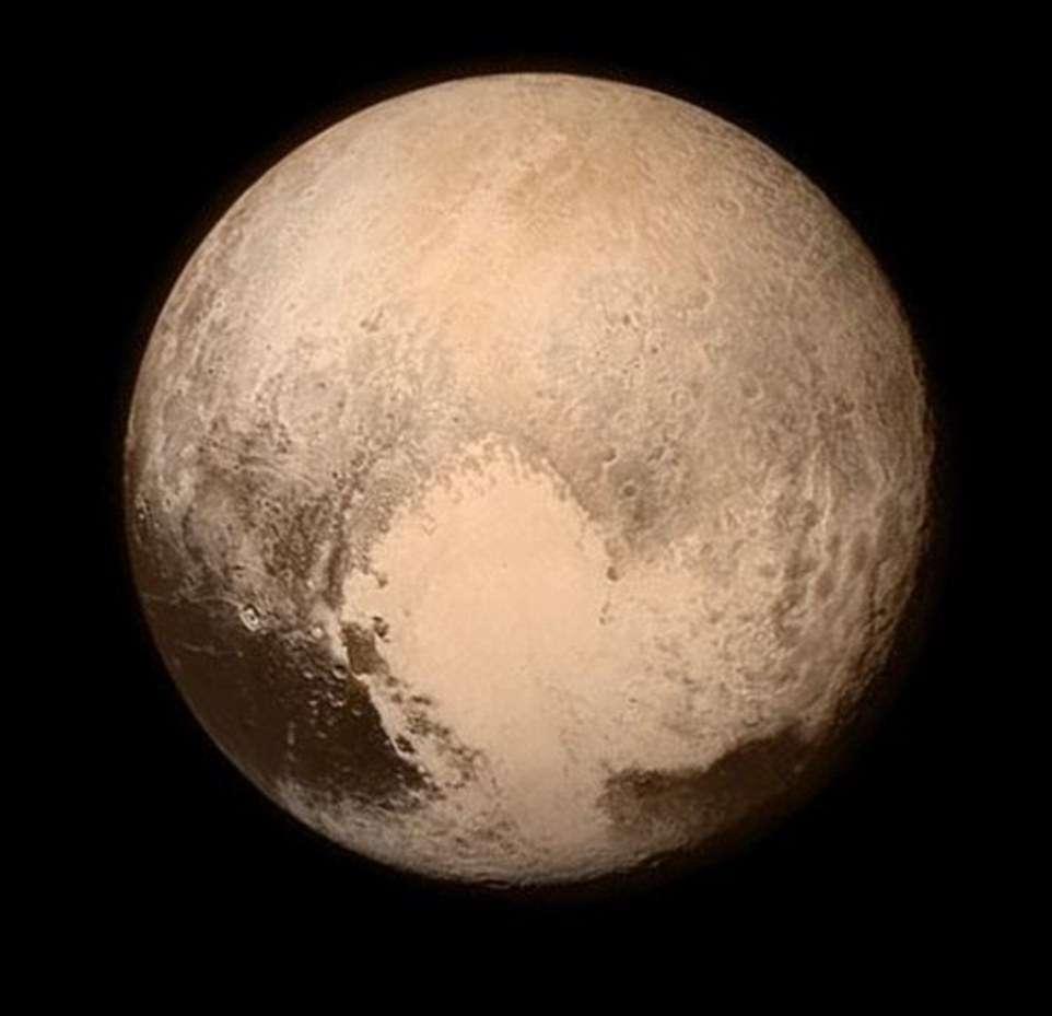 Nasa confirma que Sonda New Horizons se aproximou de Plutão