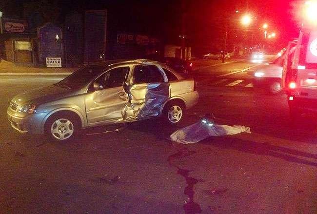Motociclista morre em acidente na Avenida T-63