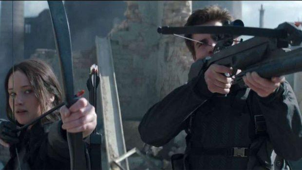 Confira o primeiro trailer oficial do novo 'Jogos Vorazes'