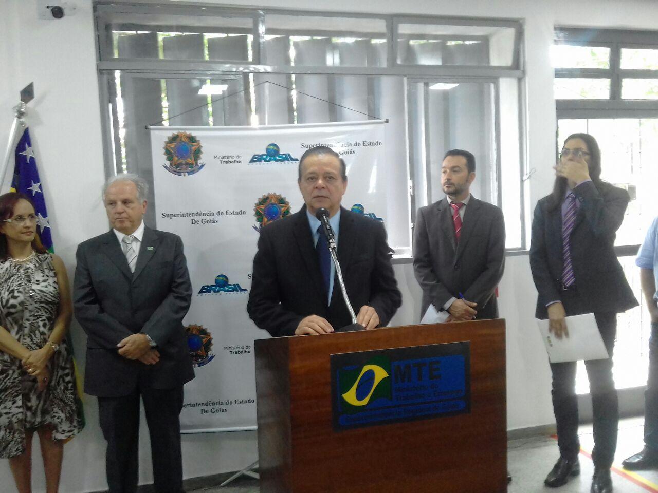 Jovair Arantes refuta ideia de se tornar ministro e diz estar focado na Presidência da Câmara