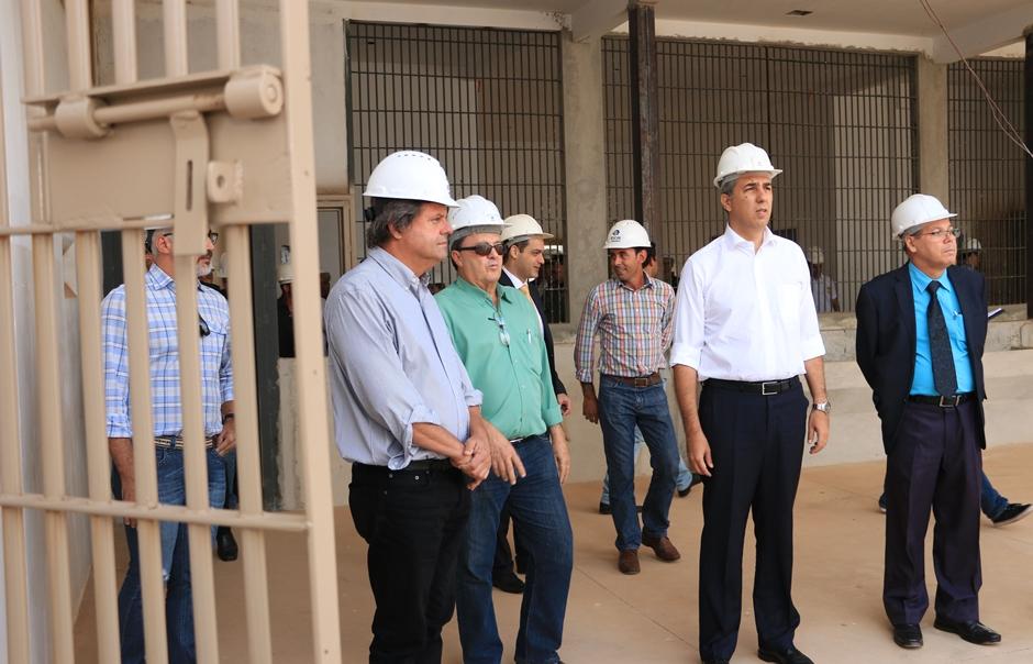 Governo de Goiás garante a entrega de cinco novos presídios este ano