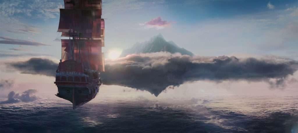 Divulgado trailer oficial do filme Pan