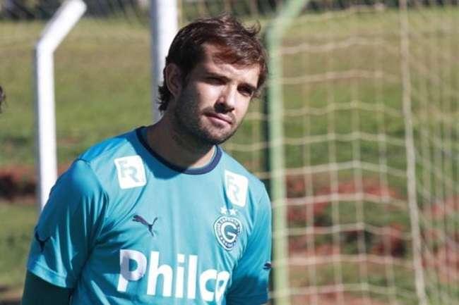David tem acordo e irá renovar com o Goiás