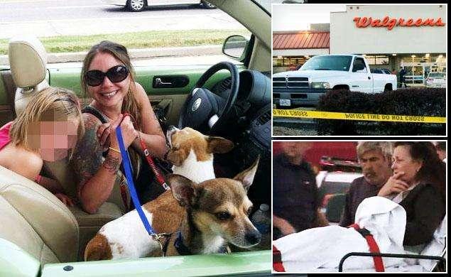 EUA: Mãe morre atropelada ao tentar salvar a filha de carro desgovernado
