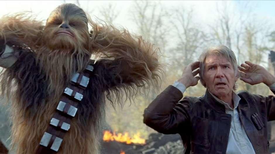 Jaqueta de Han Solo vai a leilão