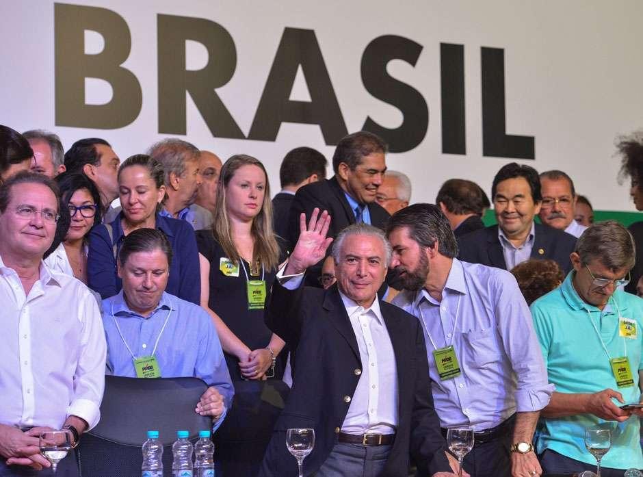 Temer diz que não é hora de acirrar ânimos e dividir brasileiros
