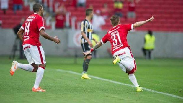 Inter se reabilita e ganha do Botafogo no Beira-Rio