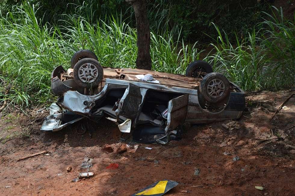Homem morre em acidente na BR-153, próximo a Rianápolis