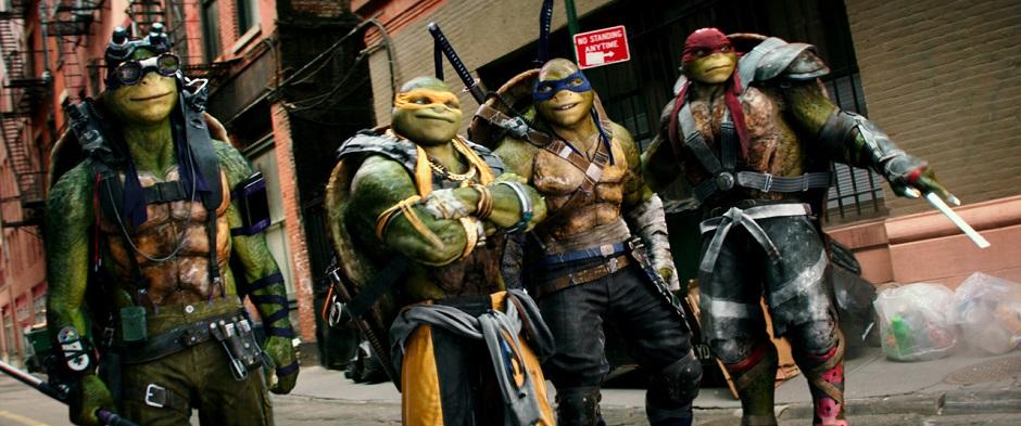 Tartarugas Ninjas não devem ganhar terceiro filme
