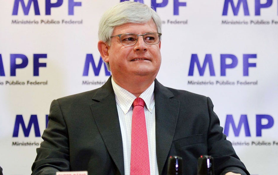 Janot denuncia ao STF senadores do PMDB por organização criminosa