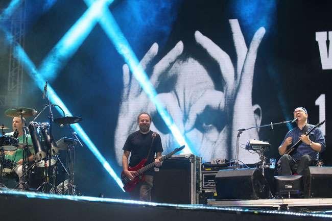 Paralamas registram turnê de 30 anos de carreira em CD