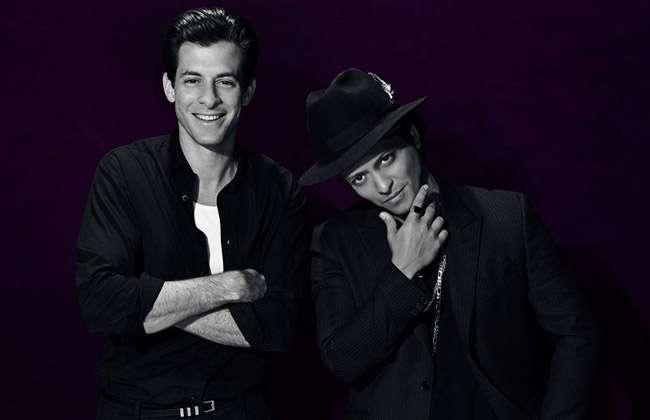Mark Ronson e Bruno Mars são acusados de plágio