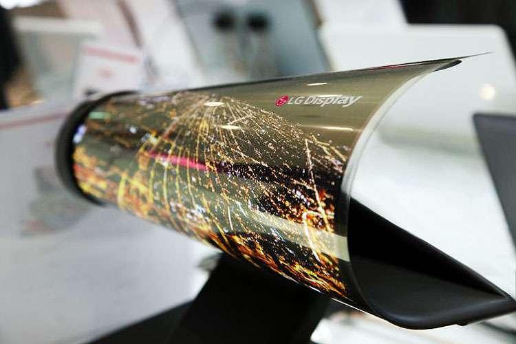 LG apresenta TV ultrafina e celulares na CES