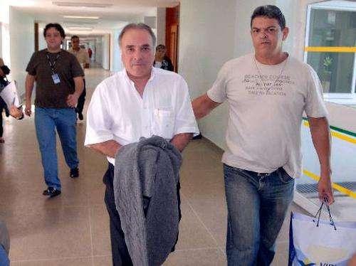 Filho de ex-dono da Vasp é preso pela PF em Brasília